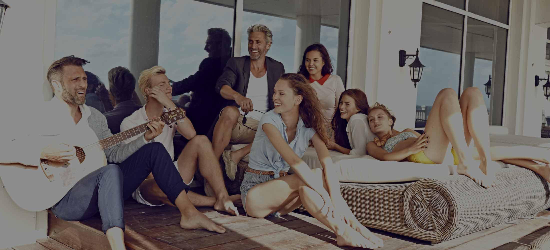 Öka sammanhållningen i gruppen med konferensaktiviteter med Falkenberg Strandbad