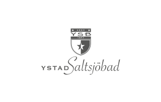 Ystad Saltsjöbad logo