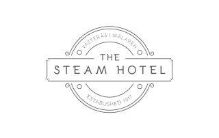 The Steam Hotel Logo