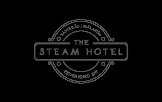 The Steam Hotel Logo