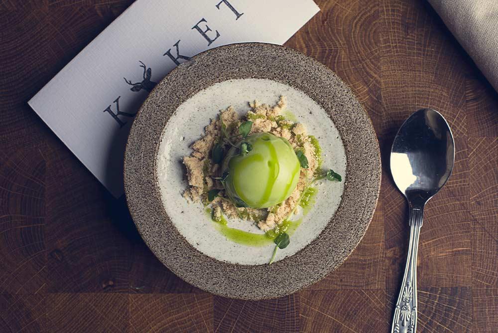 Boka en gourmentkonferens med god mat och dryck på Falkenberg Strandbad